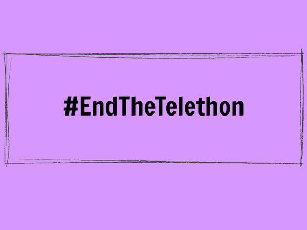 Hashtag - EndTheTelethon